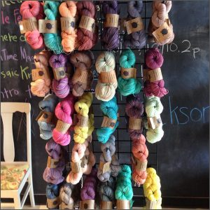 Cutthroat Yarn Show