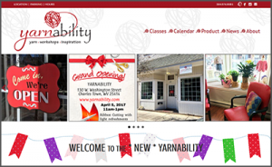 Yarnability Website