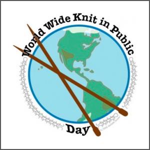 World Wide Knit in Public Day