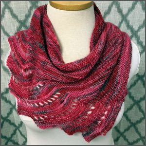 Close to You Shawl