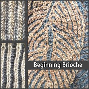 Beginning Brioche