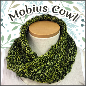 Mobius Cowl: Learn the Cast on!