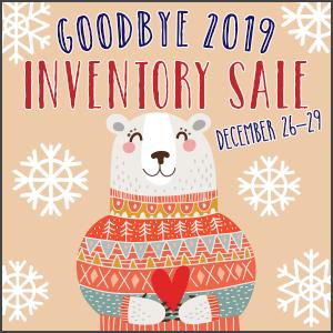 2019 Goodbye Sale