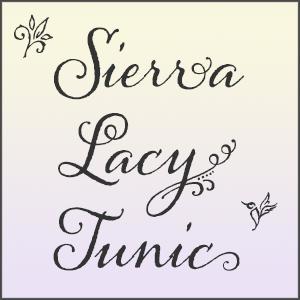 Sierra Lacy Tunic