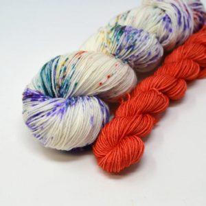 Winifred Speckles + Orange