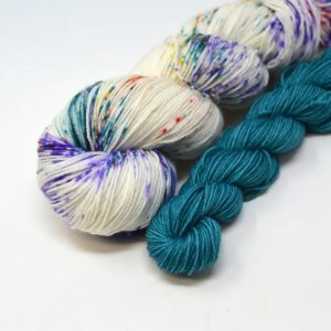 Winifred Speckles + Teal