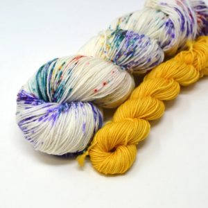 Winifred Speckles + Yellow