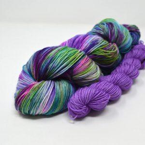 Butterfly Effect + Purple