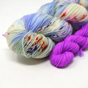 Crazy Tuesday + Bright Purple