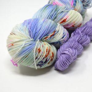 Crazy Tuesday + Purple
