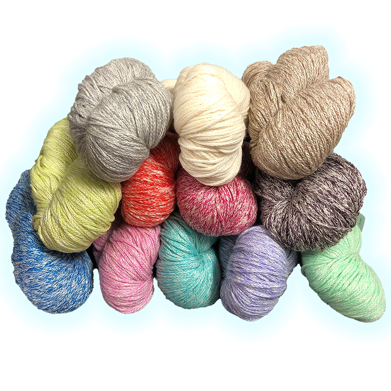 Sea Isle Cotton by Plymouth Yarns - Updated May 30