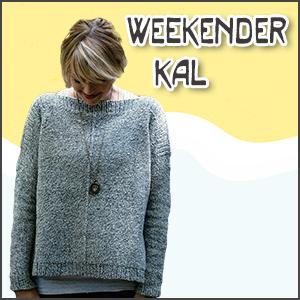 Weekender KAL