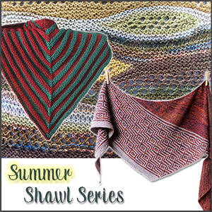 Summer Shawl Series: KAL