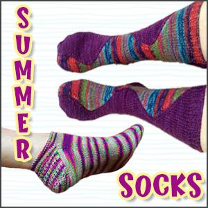 Summer Socks 2020