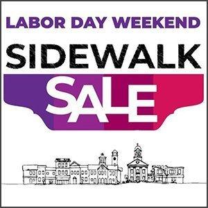 Charles Town Labor Day Sidewalk Sale