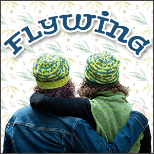 Flywing Hat KAL: Meet the Designer