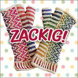 Zackig! Color Mitts