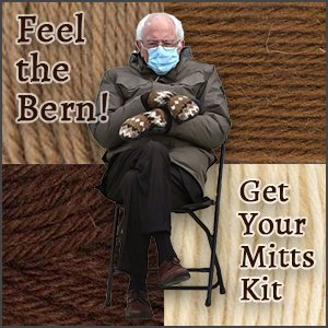 Bernies Mitts Kit