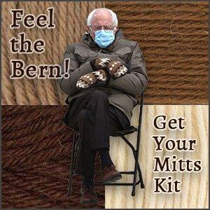 Bernies Mitts Kit