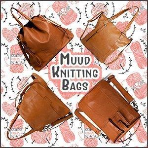Muud Knitting Bags
