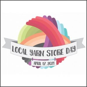 Local Yarn Store Day 2021 logo