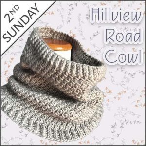 Second Sunday: Hillview Road Cowl