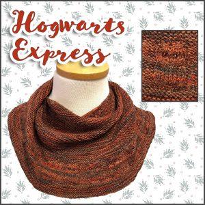 Hogwarts Express Shawl
