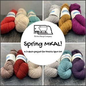 Brown Sheep Co Spring MKAL