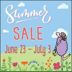 Summer Sale Sheep 2021